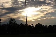 Los días nublados pueden ser hermosos también Foto de archivo libre de regalías