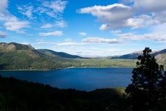 Los de Andes Eenzaamheid royalty-vrije stock foto