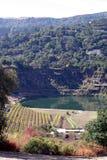 Los de Heuvel van Alten van Californië royalty-vrije stock fotografie