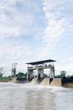 Los der Wasserleitung. Lizenzfreies Stockbild