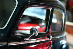 Los detalles exteriores del coche Elemento del diseño Foto de archivo libre de regalías