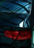 Los detalles exteriores del coche Elemento del diseño Imágenes de archivo libres de regalías