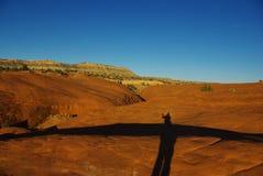 Los diablos cercanos cultivan un huerto, Utah Imágenes de archivo libres de regalías