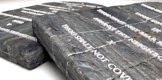 Los diez mandamientos Foto de archivo libre de regalías