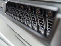 Los discos duros Imagen de archivo libre de regalías