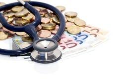 Los doctores Income Foto de archivo libre de regalías