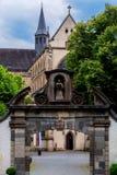 Los Dom de Altenberger en la tierra de Bergisches Foto de archivo