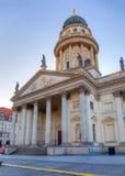Los Dom de Deutscher en Berlín, Alemania Imagen de archivo