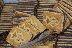 Los dulces del bretón Fotos de archivo libres de regalías