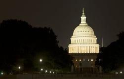 Los E.E.U.U., capitolio, Washington DC Imágenes de archivo libres de regalías