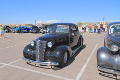 LOS E.E.U.U.: Chevrolet automotriz antiguo 1938 foto de archivo