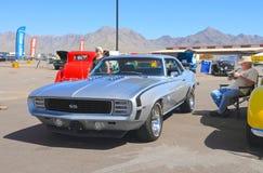 LOS E.E.U.U.: Chevrolet Camaro automotriz clásico 1969 SS Fotografía de archivo