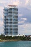 Los E.E.U.U., la Florida Miami - costa atlántica Foto de archivo