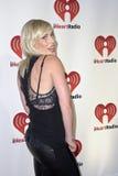 LOS E.E.U.U. - Música - festival 2011 de música del iHeartRadio Foto de archivo libre de regalías