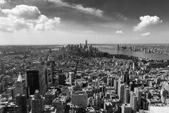 Los E.E.U.U., NYS, Manhattan foto de archivo libre de regalías