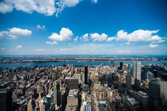 LOS E.E.U.U., NYS Manhattan Foto de archivo libre de regalías