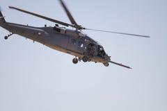 Los E.E.U.U. Sikorsky marina HH-60 pavimentan el halcón Imagen de archivo