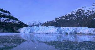 Los E.E.U.U., Alaska, parque nacional del Glacier Bay, herencia natural del mundo almacen de metraje de vídeo