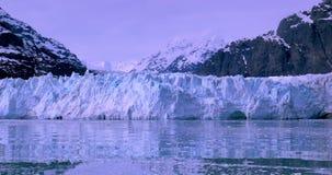 Los E.E.U.U., Alaska, parque nacional del Glacier Bay, herencia natural del mundo metrajes