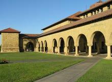 Los E.E.U.U., alto de Pala, California, octubre de 2008 - Stanford University Campus en Silicon Valley foto de archivo