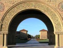 Los E.E.U.U., alto de Pala, California, octubre de 2008 - Stanford University Campus imagenes de archivo