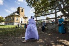 LOS E.E.U.U. - Ohio - Amish foto de archivo libre de regalías