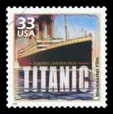 LOS E.E.U.U. - Sello foto de archivo libre de regalías