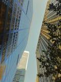 Los Edificios Imagem de Stock