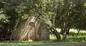 Los edificios de Brijuni Foto de archivo libre de regalías