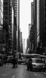 Los edificios de Manhattan, Nueva York foto de archivo libre de regalías