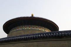 Los edificios eligious Pekín China del templo del Templo del Cielo Tiantan Daoist Fotos de archivo