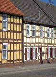 Los edificios históricos viejos Imágenes de archivo libres de regalías