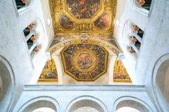 Los edificios religiosos de Bari fotografía de archivo libre de regalías