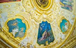 Los elementos de la cúpula Imagenes de archivo