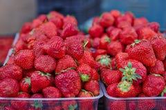 Los Erdbeeren Lizenzfreie Stockfotografie