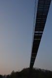 Los estiramientos del puente Foto de archivo