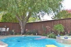 Los flotadores de la piscina Imagen de archivo libre de regalías