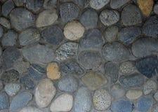 Los fondos texturizados del contexto de los ladrillos de la construcción que construían el hormigón abstracto material del granit Fotografía de archivo