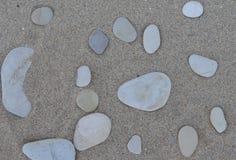 Los fondos texturizados del contexto de los ladrillos de la construcción que construían el hormigón abstracto material del granit Fotos de archivo