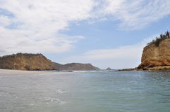 Los frailes beach Stock Images