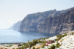 Los Gigantes Stock Photography