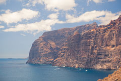 Los Gigantes Royalty Free Stock Photos