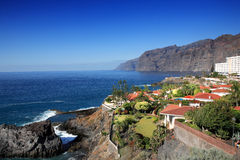 Los Gigantes Royalty Free Stock Photo