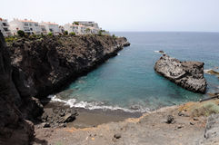 Los Gigantes, Canary Island Tenerife Stock Photos
