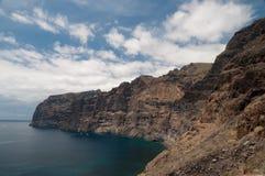 Los Gigantes cliff. Tenerife, Spain Stock Photography