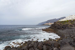 Los gigantes coast Stock Images