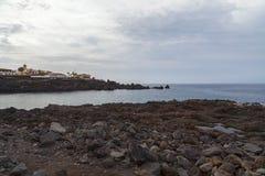 Los gigantes coast Royalty Free Stock Image