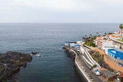 Los gigantes coast Royalty Free Stock Images