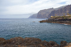 Los gigantes coast Royalty Free Stock Image