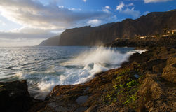 Los Gigantes, Tenerife Stock Photos